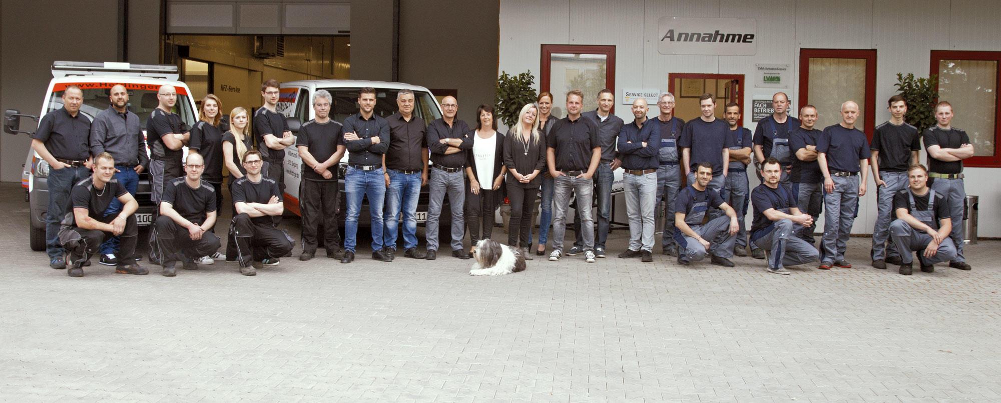 Heidinger GmbH Karosserie - Lack - Kfz-Service Troisdorf