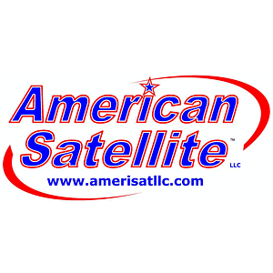 American Satellite LLC Logo