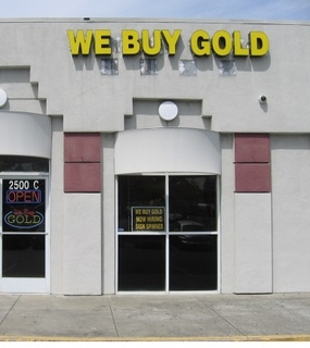 We Buy Gold - West Coast Gold Buyers