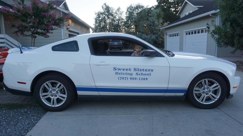 Sweet Driving School