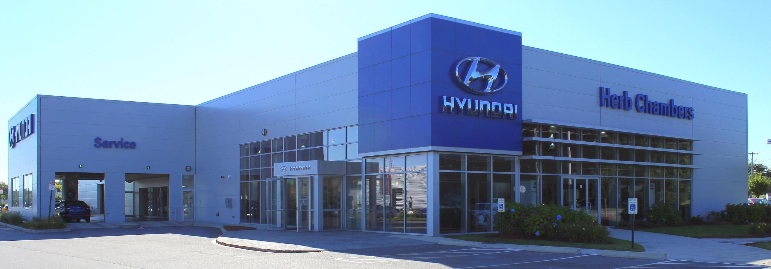 Herb chambers hyundai of westborough in westborough ma for Honda dealer worcester ma