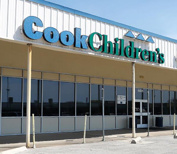 Cook Children's Neighborhood Clinic Northside
