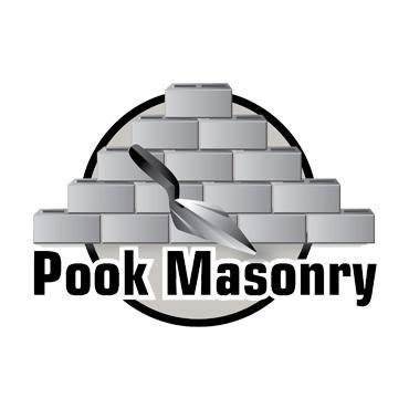 Pook Masonry Logo