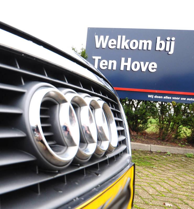 Autobedrijf J ten Hove