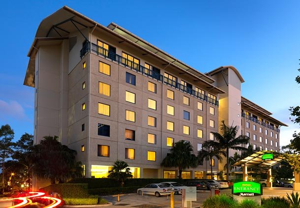 Hotel in NSW Sydney 2113 Courtyard by Marriott Sydney-North Ryde 7-11 Talavera Road North Ryde 0294919500