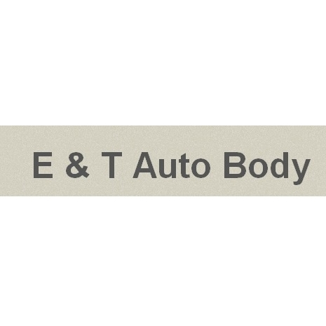 E & T Auto Body