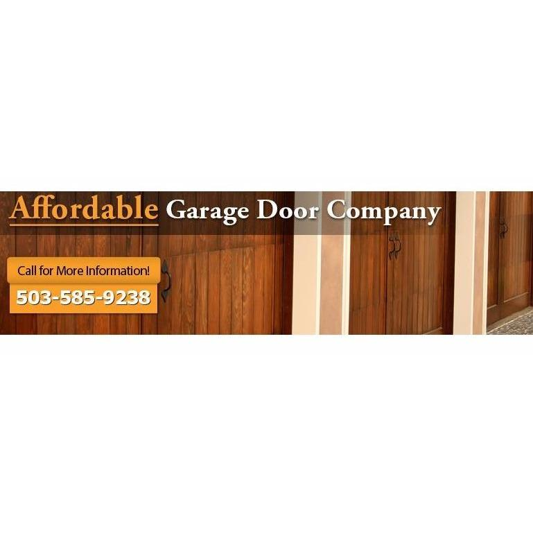 Affordable garage door company for Garage door repair salem oregon