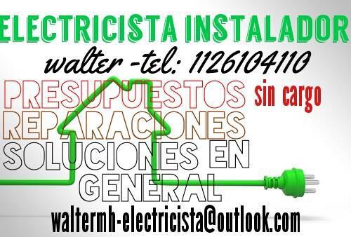WALTER HARLOVIC ELECTRICISTA