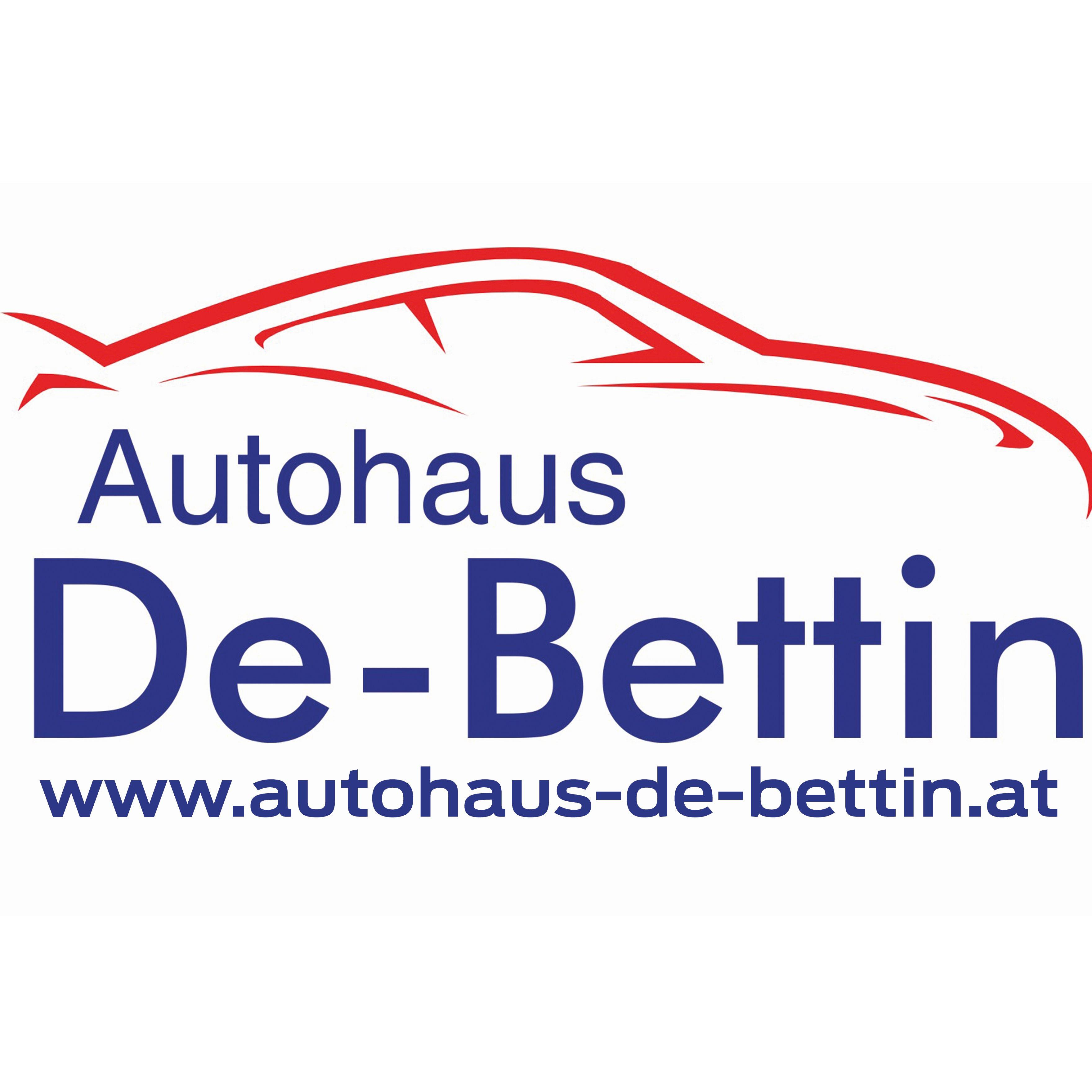 Autohaus De-Bettin GesmbH & Co KG Logo