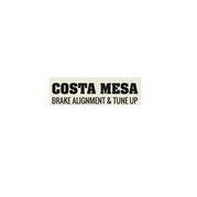 Costa Mesa Brake Alignment & Tune-up