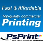 PSPrint Commercial Printing