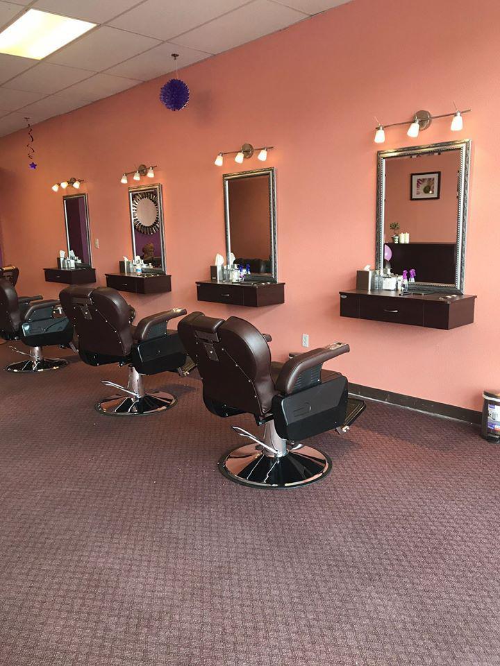 Elegant Threading and Hair Studio