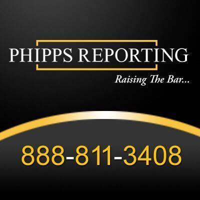 Phipps Reporting West Palm Beach Fl