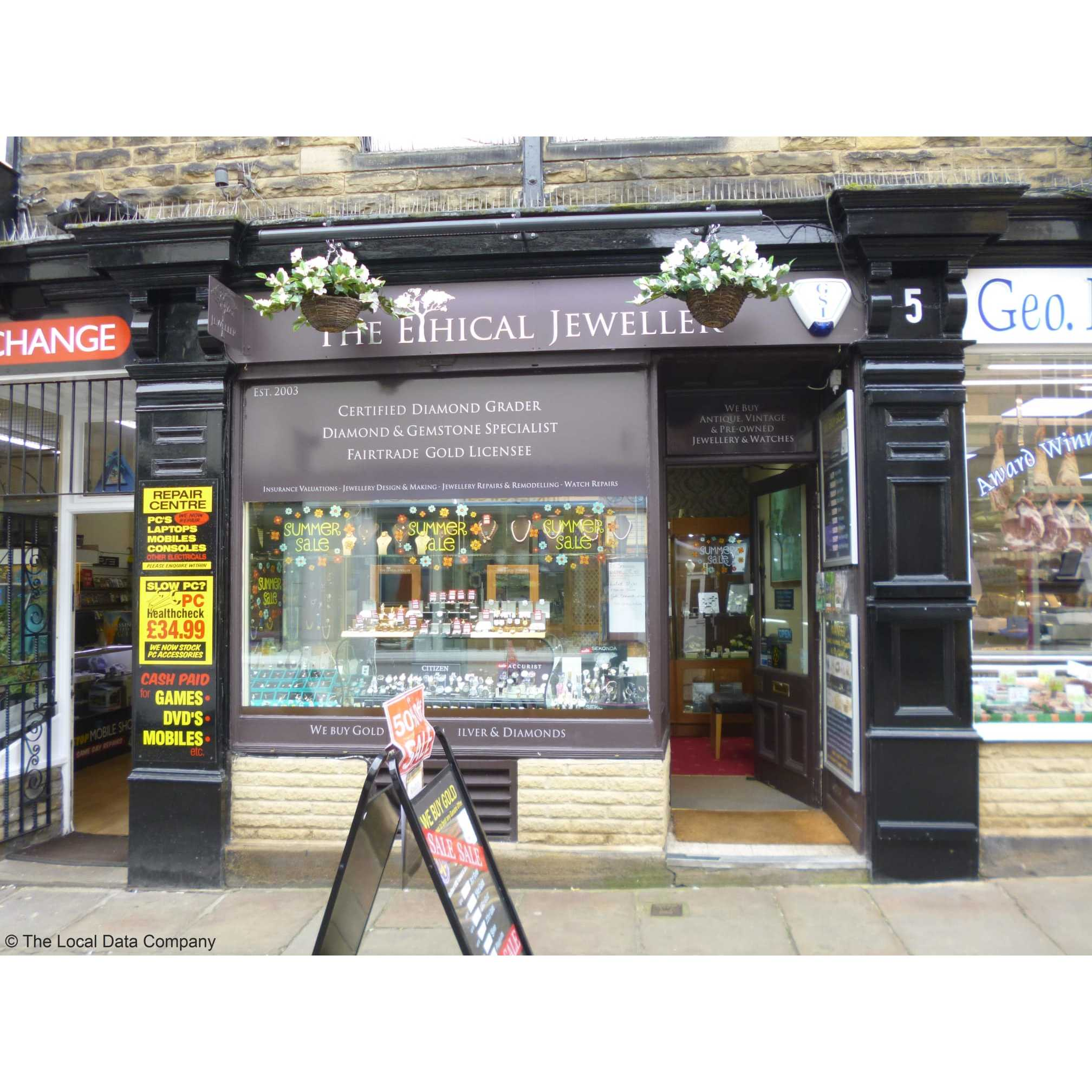 The Ethical Jeweller - Otley, West Yorkshire LS21 3AF - 01943 465556 | ShowMeLocal.com