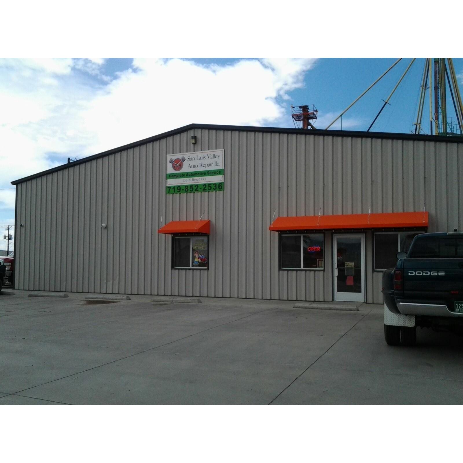 San Luis Valley Auto Repair - Monte Vista, CO - General Auto Repair & Service