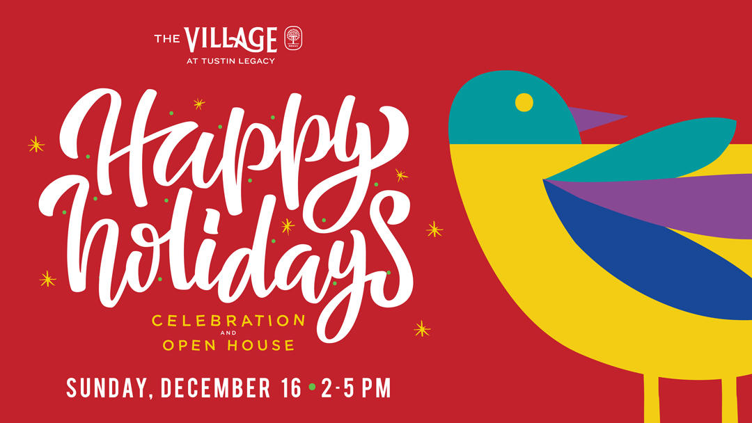 Happy Holidays Celebration and Open House