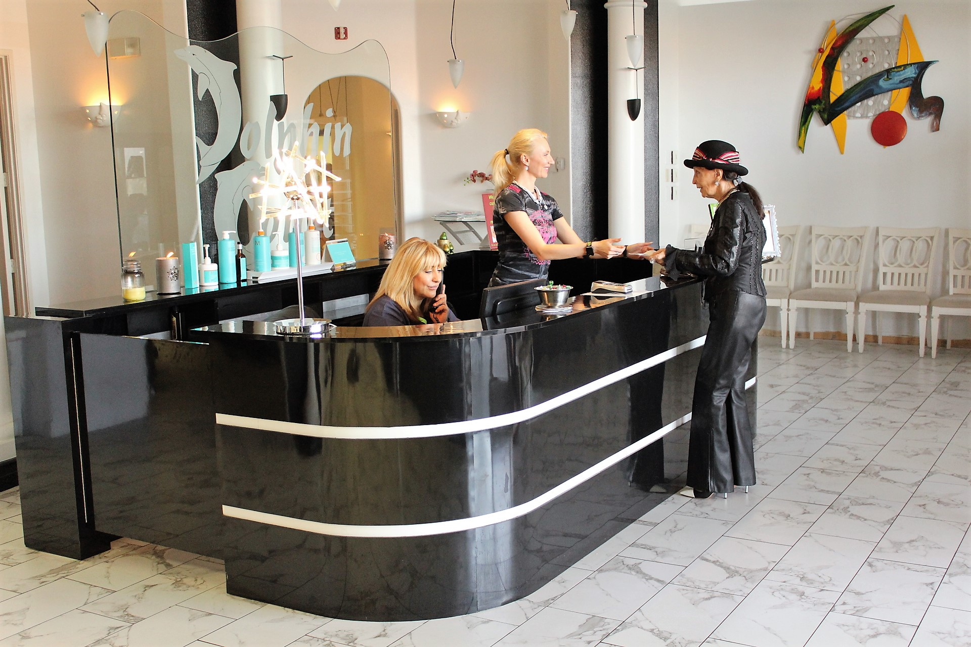Dolphin Court Salon Day Spa, Las Vegas Nevada Nv-6291