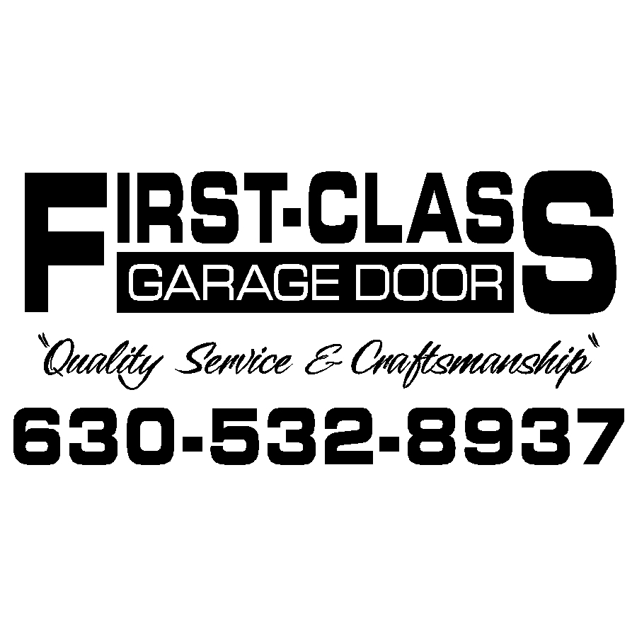 First Cl Garage Door