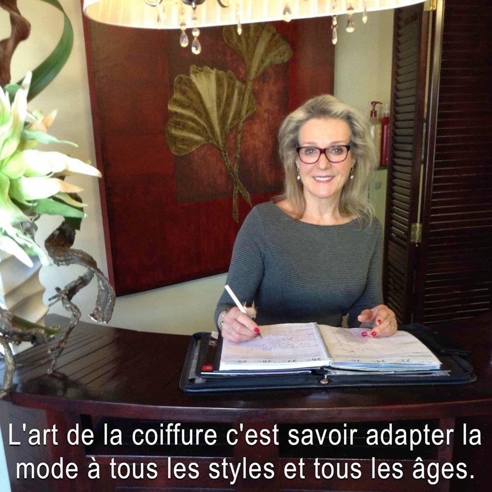 Karin Coiffure à Boucherville