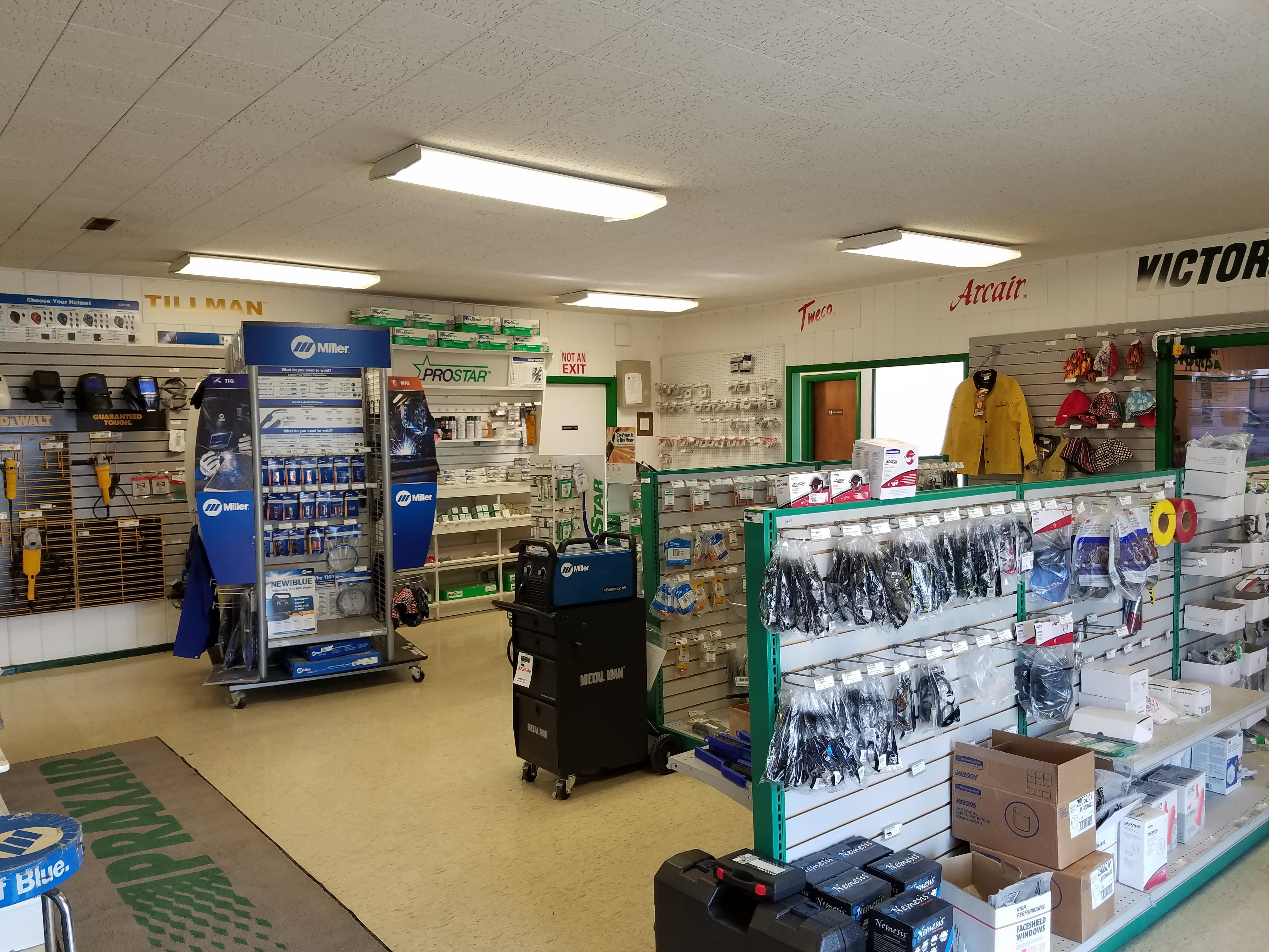 Praxair Welding Gas And Supply Store Twin Falls Idaho Id
