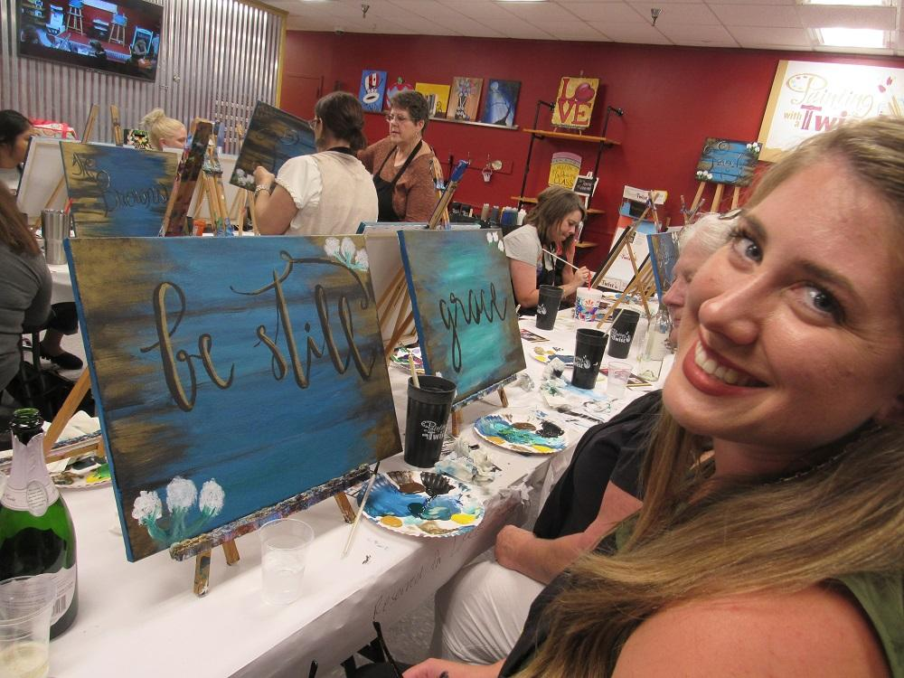 Painting with a twist coupons near me in conroe 8coupons for Painting with a twist conroe