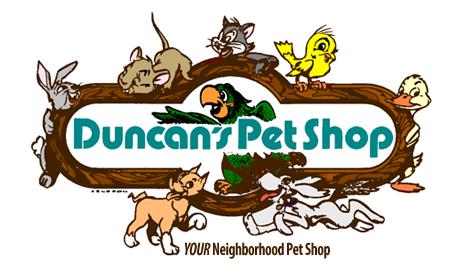 Duncans Pet Shop