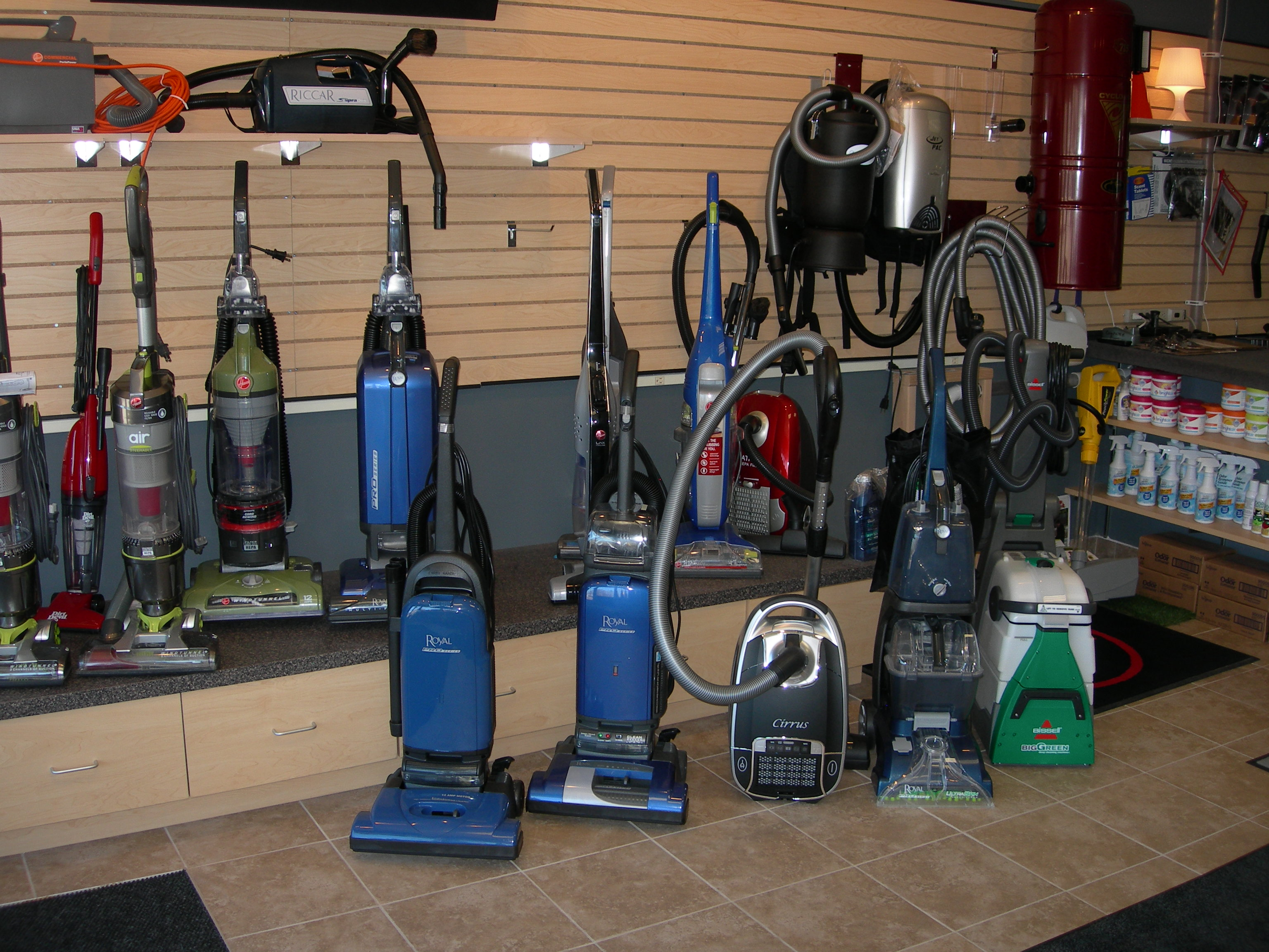 A 1 Vacuum Cleaner Company Coupons Near Me In Roseville