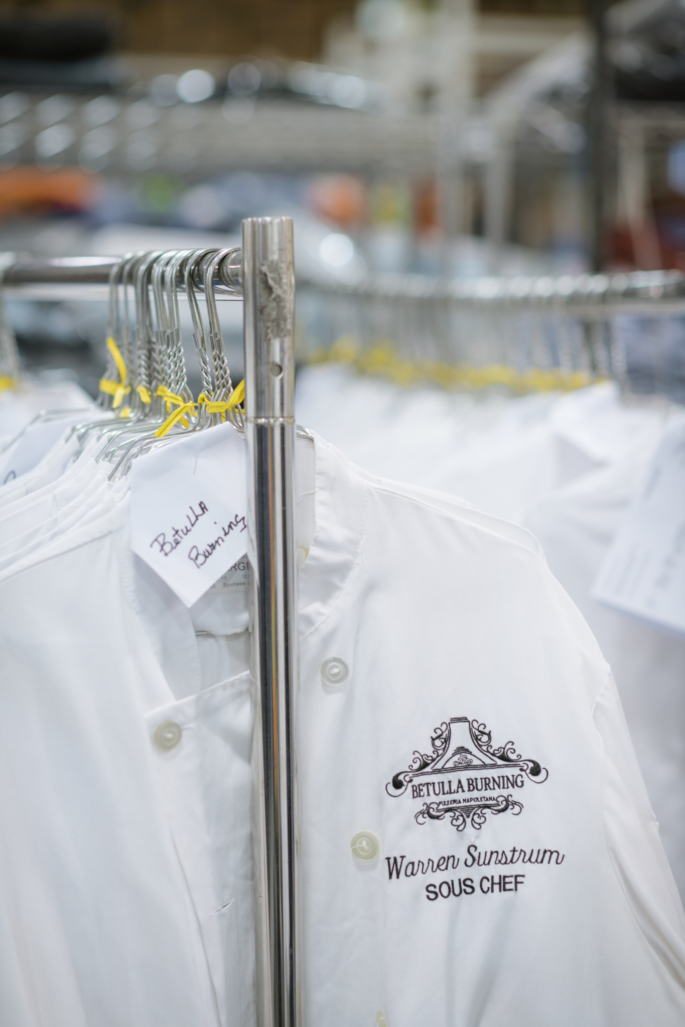 Spotless Uniform Ltd in PRINCE GEORGE