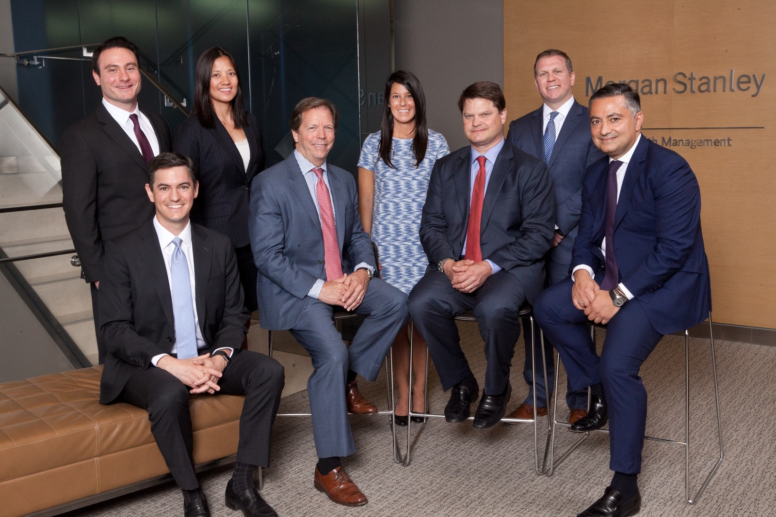 Photo of The BHP Group - Morgan Stanley