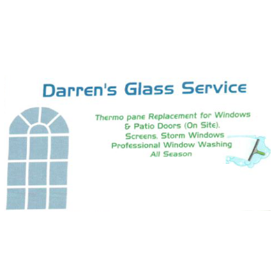 Darren's Glass Service