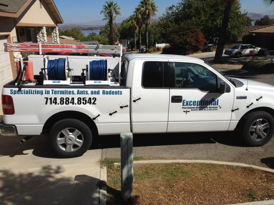 Exceptional Pest Control and Termite Services