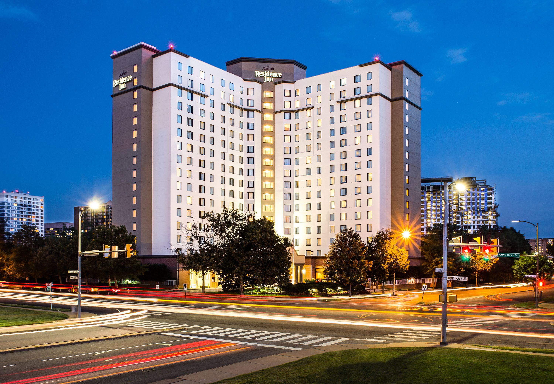 Http Www Marriott Com Hotels Travel Waspt Residence Inn Arlington Pentagon City
