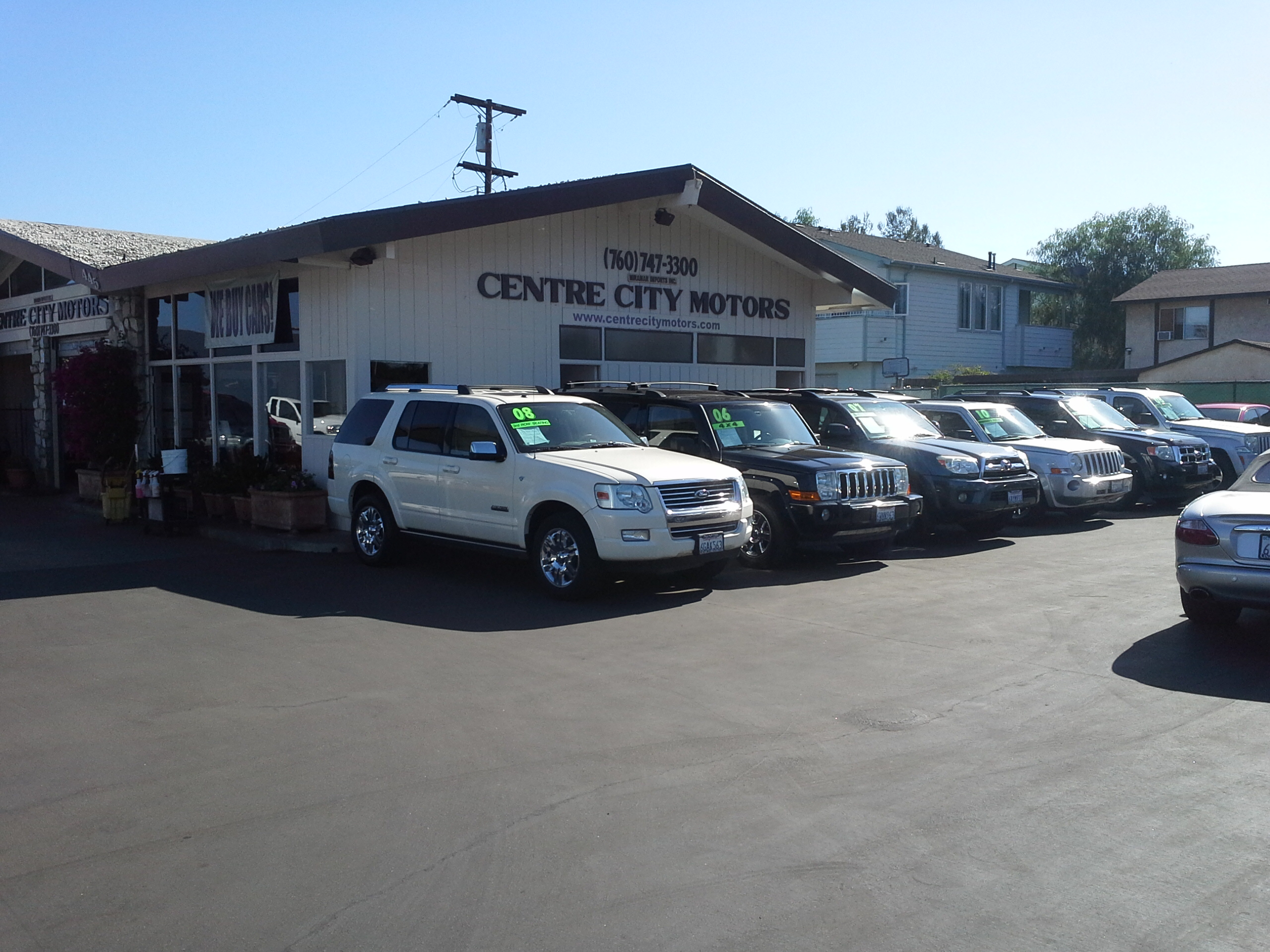 centre city motors in escondido ca 92025