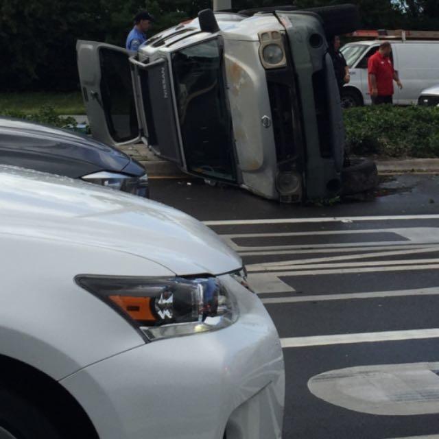 Car Accident In Pompano Beach Fl