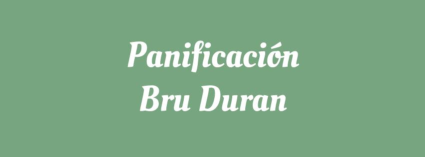 PANIFICACION BRU DURAN