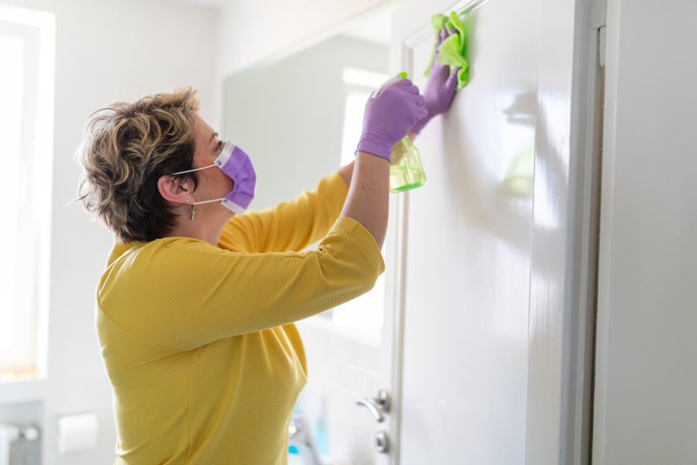 With our cleaning services, we are committed to excellence with every job.