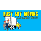 Busy Boy Moving