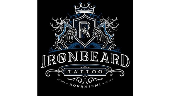 Ironbeard Tattoo Jari Partanen