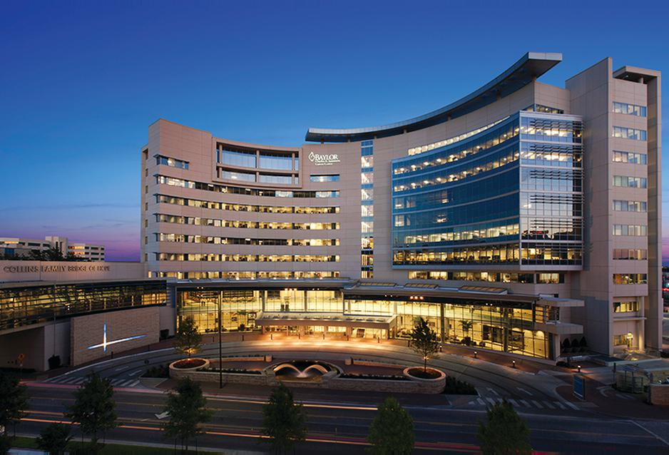 Texas Oncology-Baylor Charles A. Sammons Cancer Center Blood and Marrow Transplant