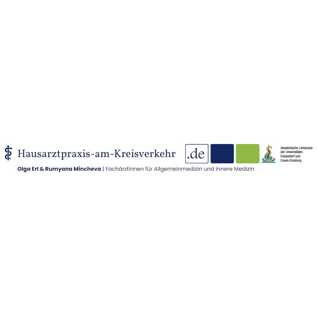 Bild zu Hausärztliche Gemeinschaftspraxis - Olga Erl & Rumyana Mincheva in Dinslaken