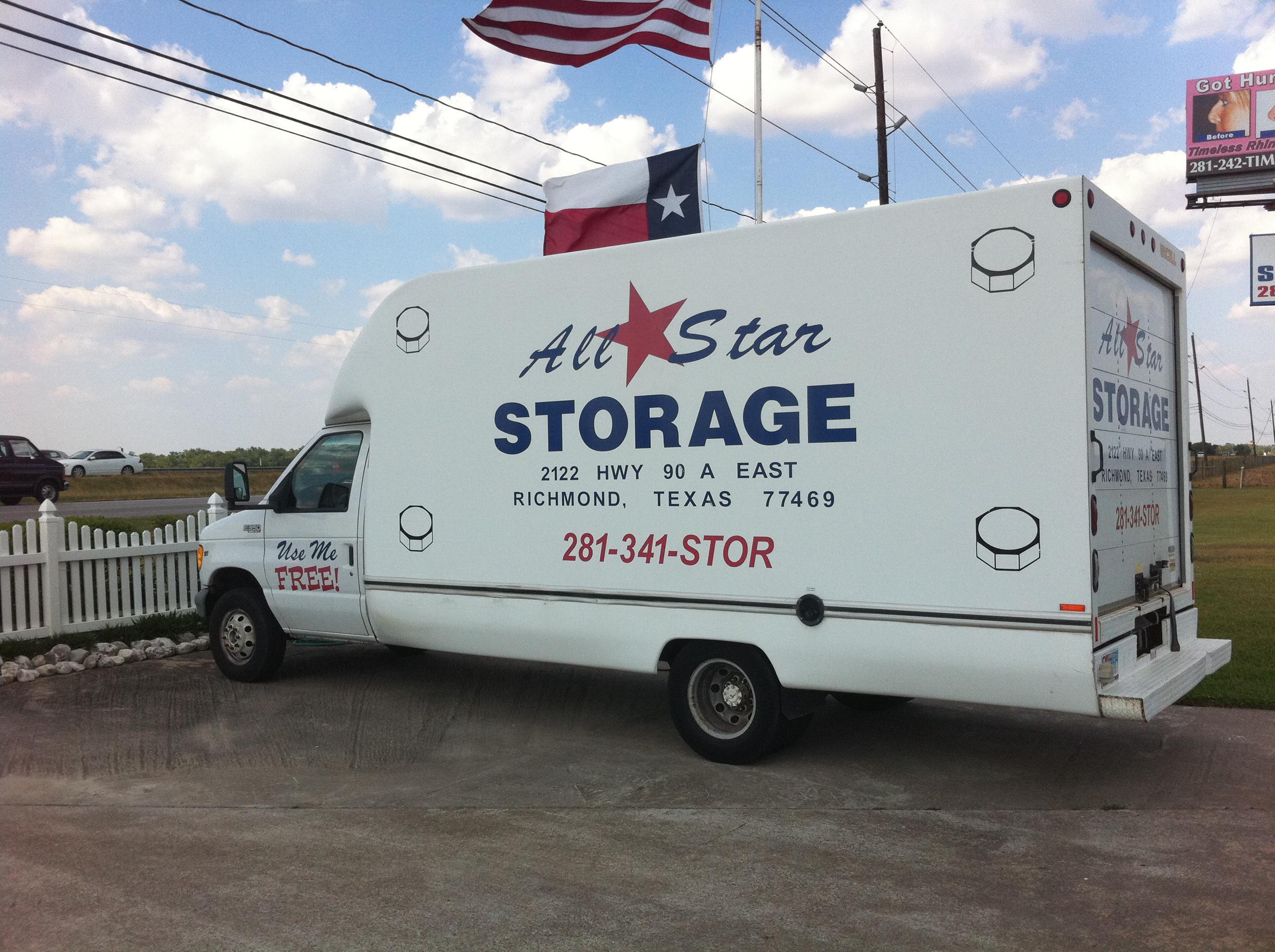 All Star Storage image 1