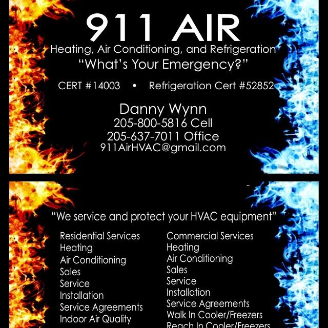911 Air LLC What's Your Emergency?