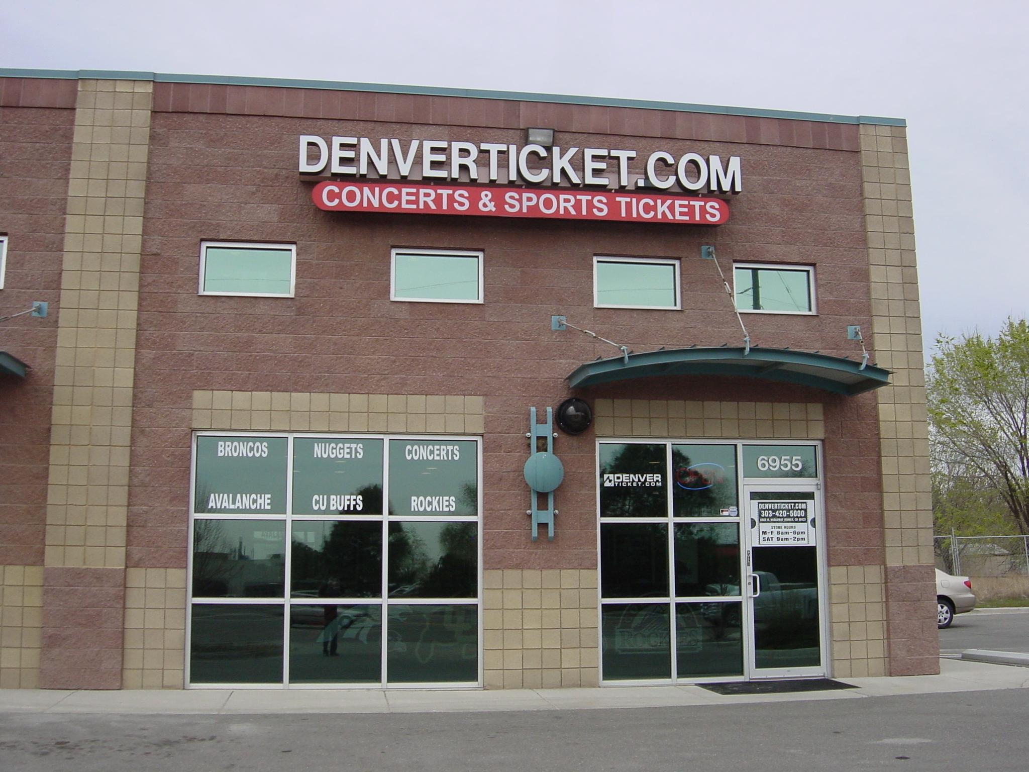 Denver Ticket Co - Denver, CO