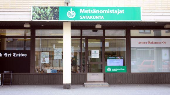 Metsänhoitoyhdistys Satakunta
