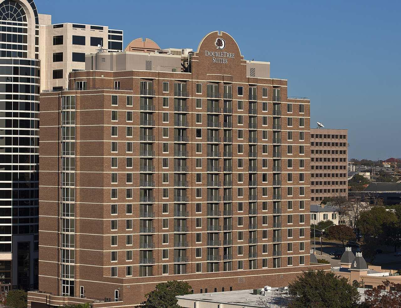 Doubletree Hotel Austin Texas Downtown
