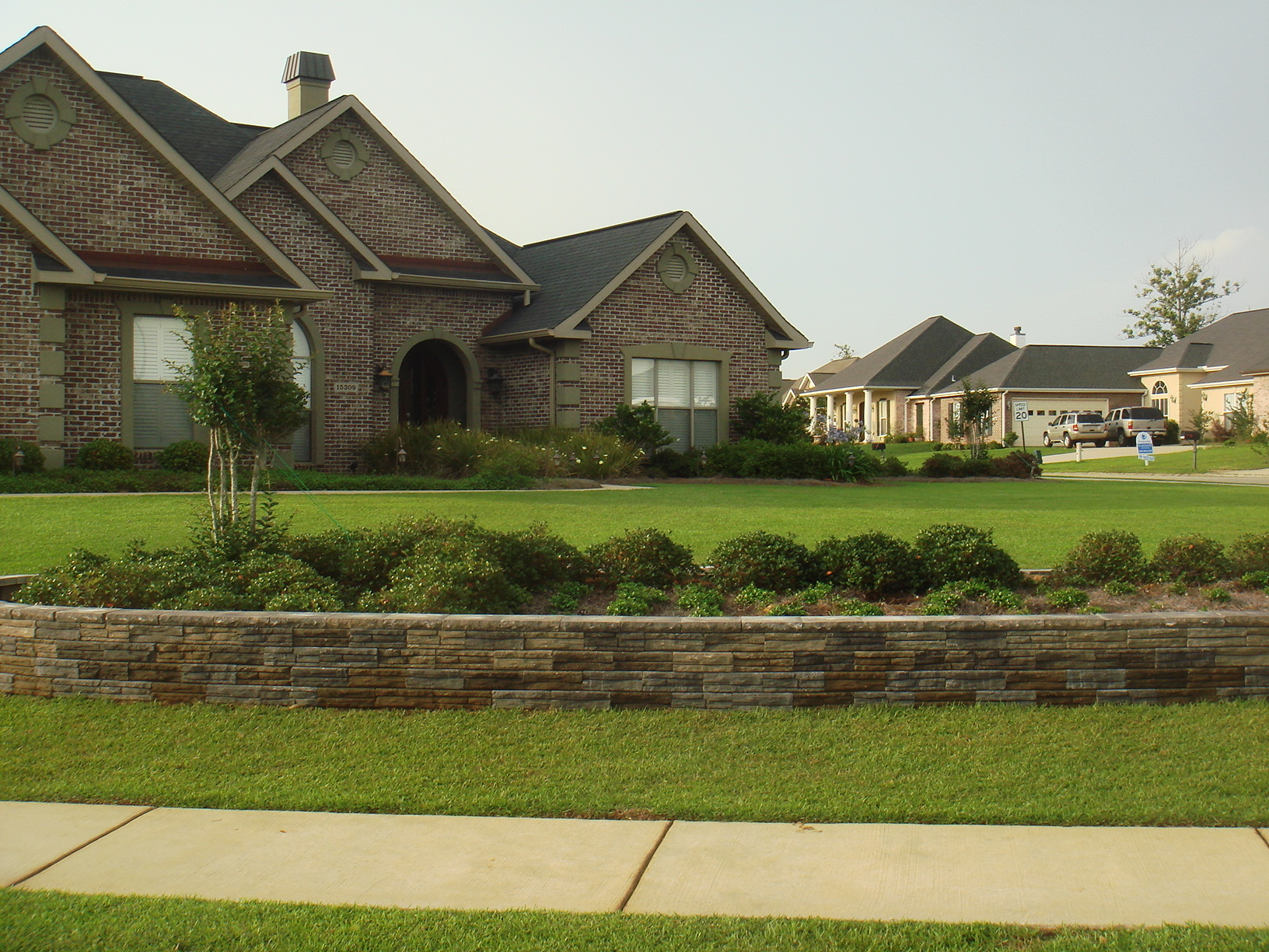 Field of dreams landscaping in gulfport ms landscape for Mississippi landscape architects