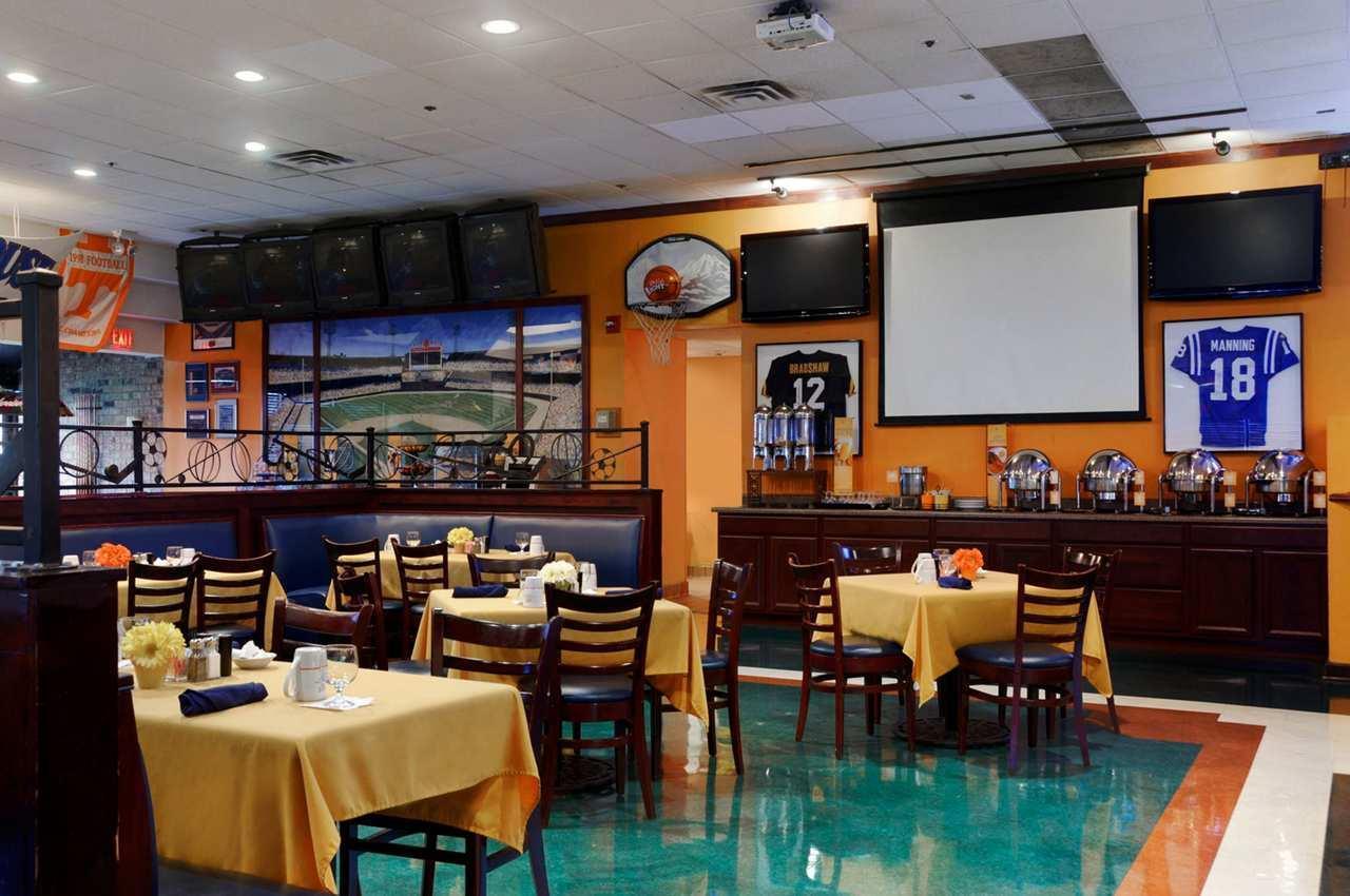 Doubletree Johnson City Restaurant
