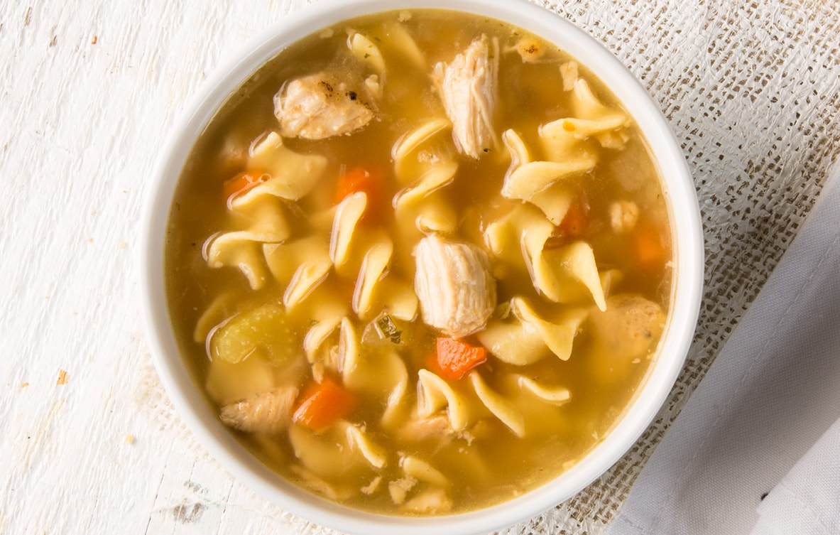 Chicken Noodle (Cup or Bowl)