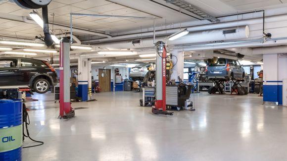 RJV Autohuolto Oy Helsinki