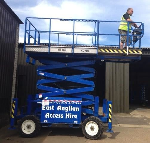 East Anglian Access Hire